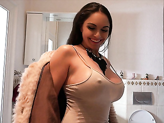 Great tits girl